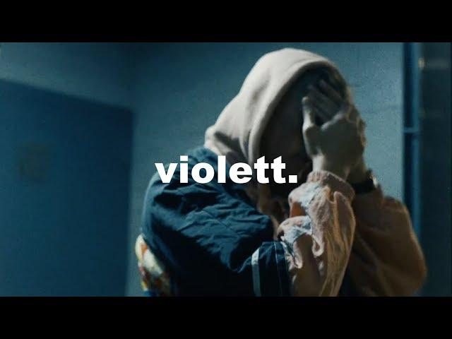 morten - violett