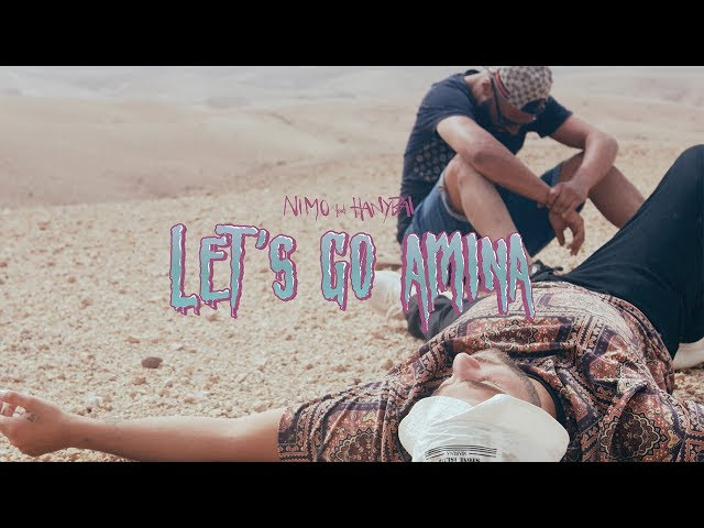 Nimo, Hanybal - Let's Go Amina