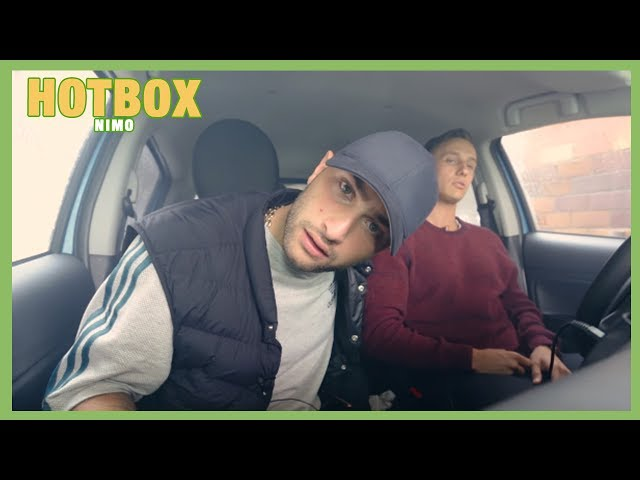 Nimo, Marvin Game - Hoodi (Hotbox Remix)