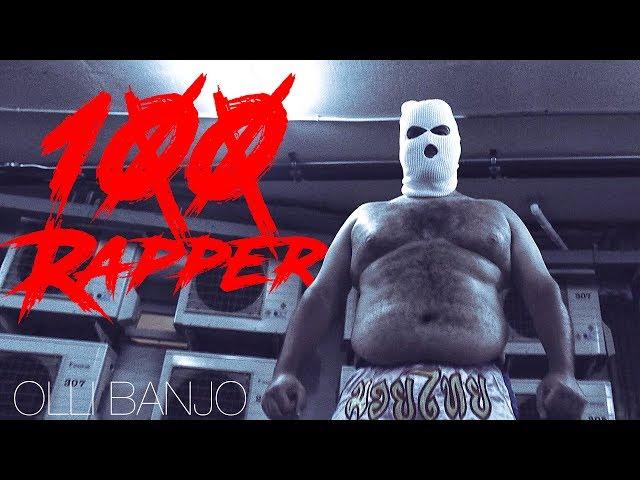 Olli Banjo - 100 Rapper