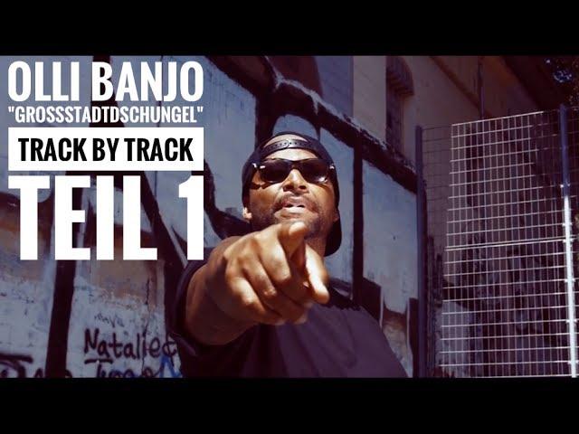 Olli Banjo - Großstadtdschungel (Album-Snippet)