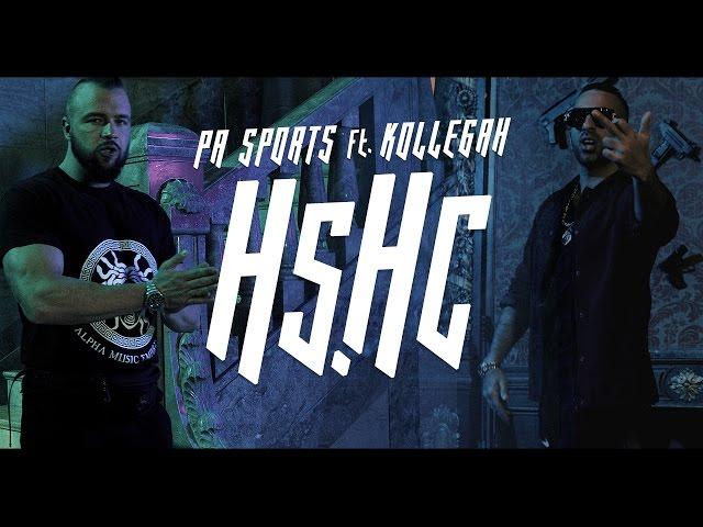 PA Sports, Kollegah - HS.HC