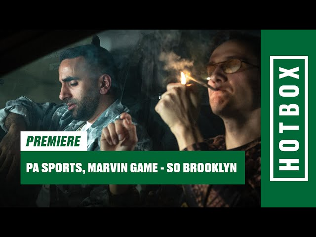 PA Sports, Marvin Game - So Brooklyn (Hotbox Remix)