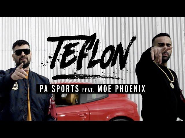 PA Sports, Moe - Teflon