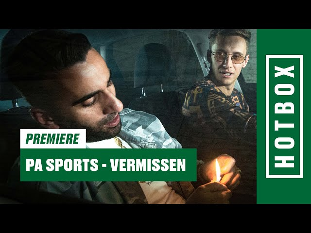 PA Sports - Vermissen (Hotbox Remix)