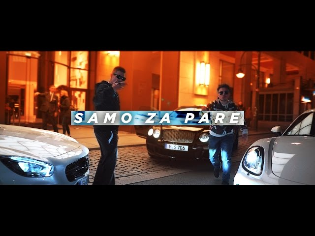 PARO feat. TALHA - SAMO ZA PARE (prod. by PzY)