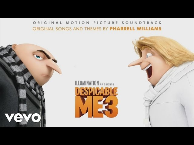 There's Something Special (Despicable Me 3 Original Motion Picture Soundtrack) (Audio)
