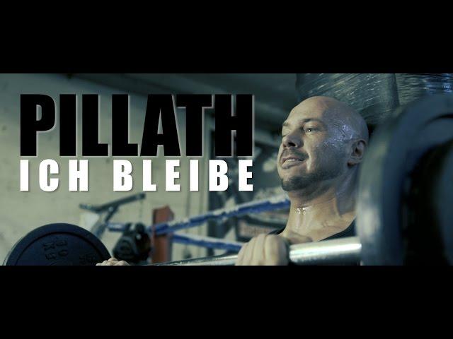 Pillath - Ich bleibe