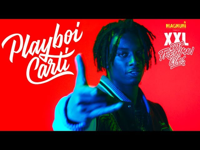 Playboi Carti - XXL Freshman Freestyle