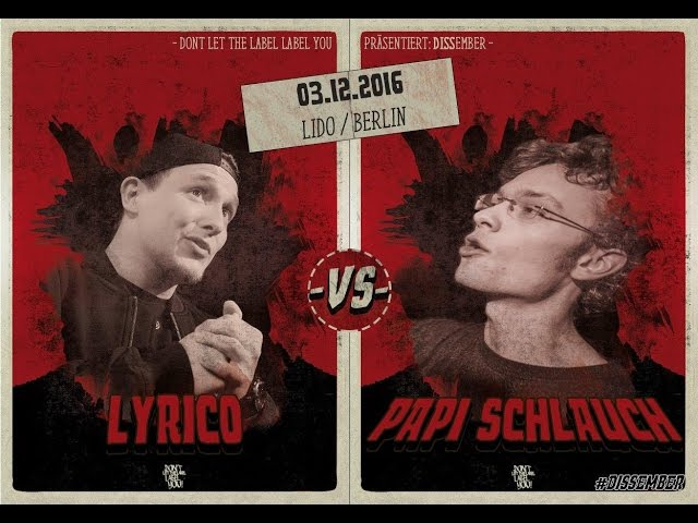 DLTLLY // Rap Battles // Papi Schlauch vs. Lyrico