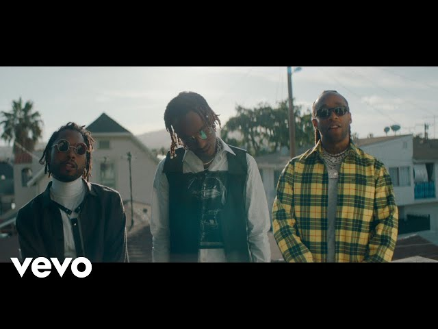 Rich The Kid, Miguel, Ty Dolla $ign - Woah