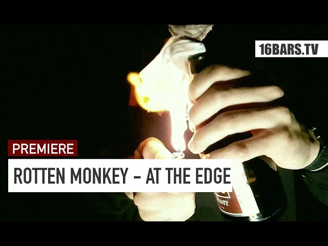 Rotten Monkey - At The Edge (PREMIERE)