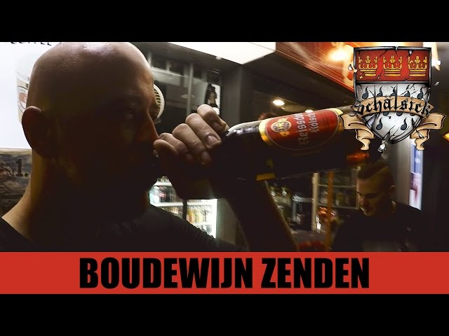 SCHÄLSICK - BOUDEWIJN ZENDEN [OFFICIAL VIDEO]