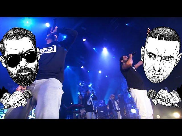 sido, Chefket - Löwenzahn (live)