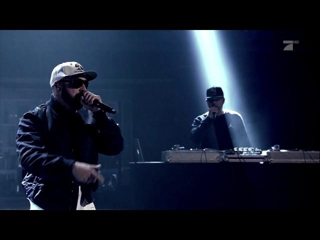 sido, Kool Savas - Masafaka (live)
