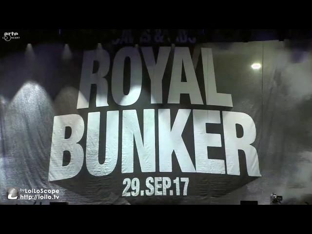 Sido, Kool Savas - Royal Bunker (live)