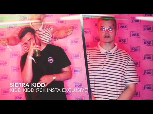 SIERRA KIDD - KIDD KIDD prod. by KOP (Official Audio)