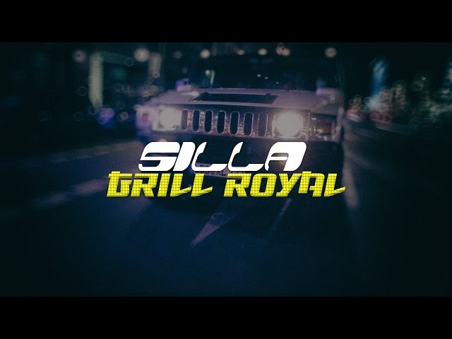Silla - Grill Royal