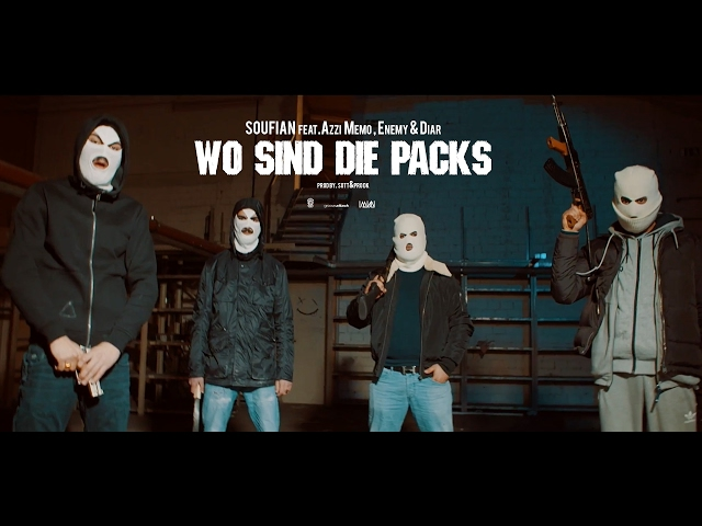 Soufian, Enemy, Diar, Azzi Memo - Wo sind die Packs?