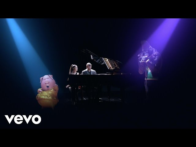 Stevie Wonder, Ariana Grande - Faith