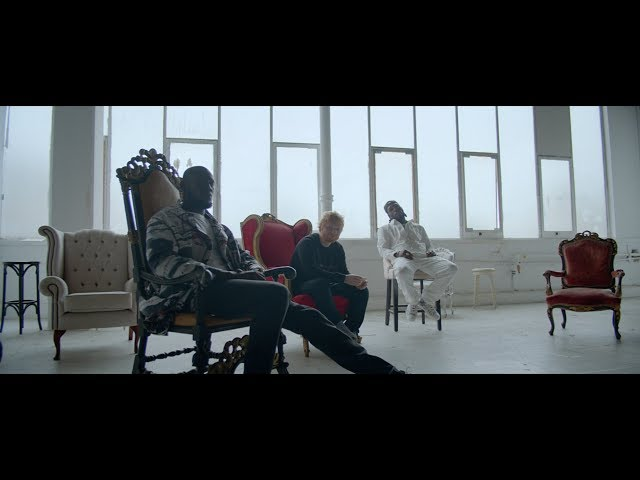 Stormzy, Ed Sheeran, Burna Boy - OWN IT