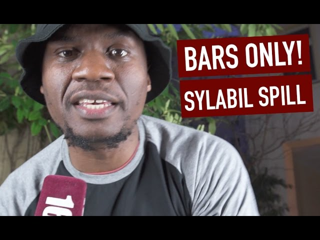 Sylabil Spill - Bars Only! | Dead Wrong