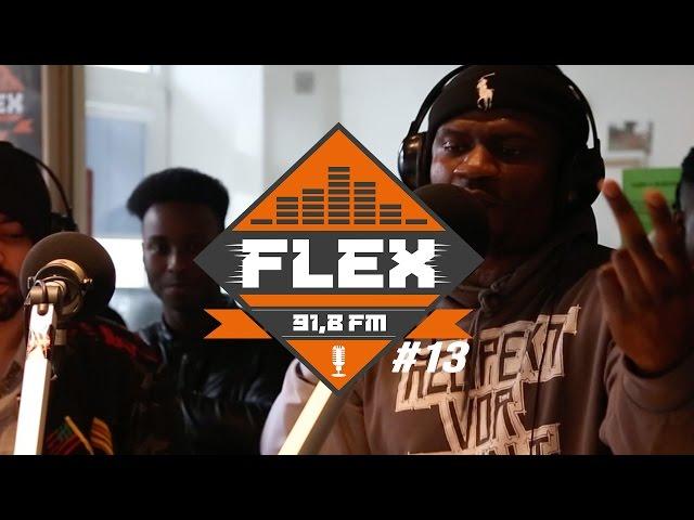 FleX FM - FLEXclusive Cypher 13 (Sylabil Spill - Kopfticker Special)
