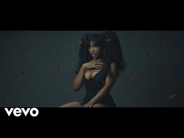 SZA, Travi$ Scott - Love Galore