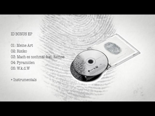 TAKT32 - ID Bonus EP Snippet (prod. by Jumpa)