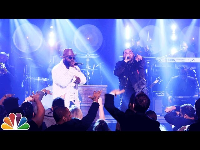 The Roots, Busta Rhymes, Joell Ortiz - My Shot (Live)
