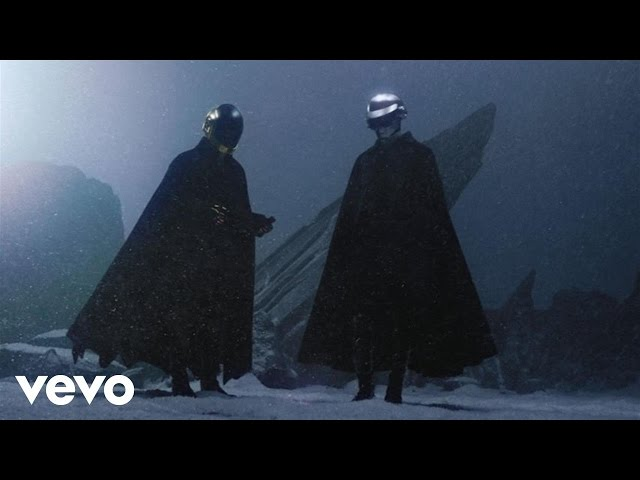 The Weeknd, Daft Punk - I Feel It Coming