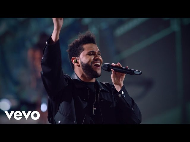 The Weeknd - Starboy (Victoria's Secret Fashion Show)