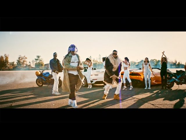 Ty Dolla $ign, Nicki Minaj, French Montana - In My Foreign