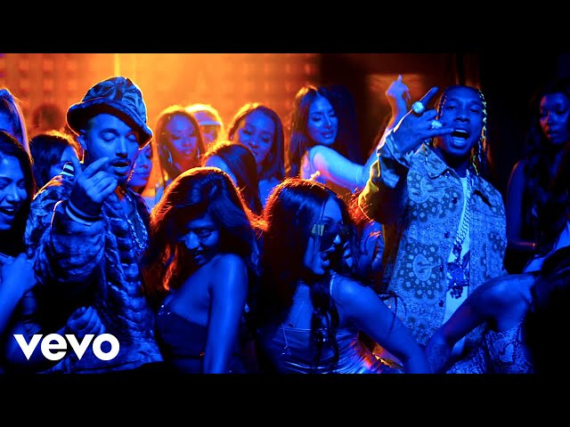 Tyga, J Balvin, Chris Brown - Haute