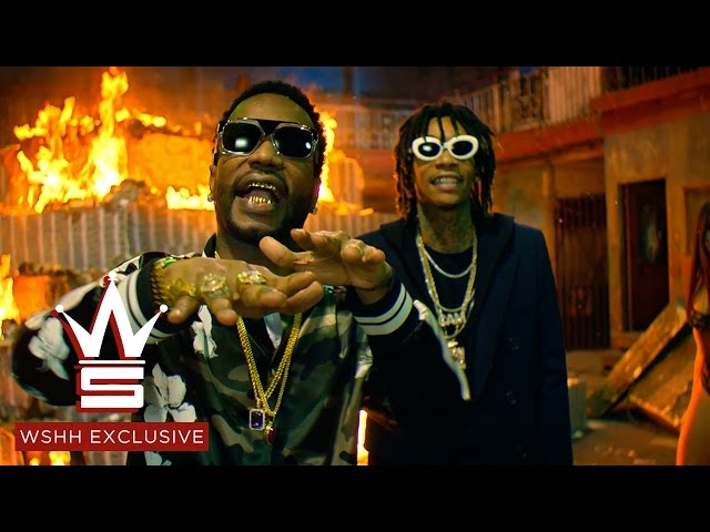 Wiz Khalifa, Juicy J - Cell Ready