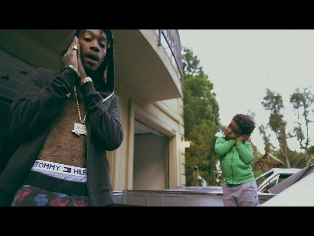 Wiz Khalifa, Tuki Carter - Sleep At Night