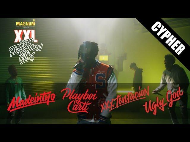 XXXTentacion, Playboi Carti, Madeintyo, Ugly God - XXL Freshman Cypher