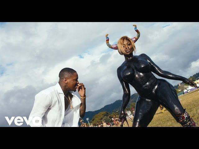 YG, DJ Mustard - Pop It, Shake It