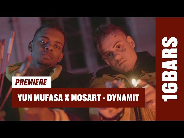 YUN MUFASA, Mo$art - Dynamit (Deutscher Gunna)